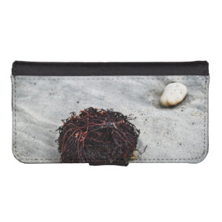 Seaweed Roots iPhone SE/5/5s Wallet Case