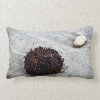 Seaweed Roots Lumbar Pillow