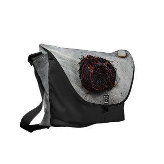 Seaweed Roots Messenger Bag