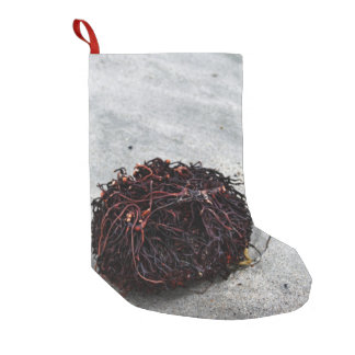 Seaweed Roots Small Christmas Stocking
