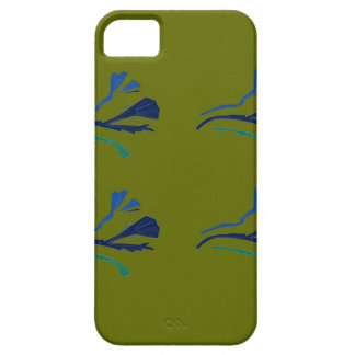 SEAWEEDS GREEN iPhone 5 COVER