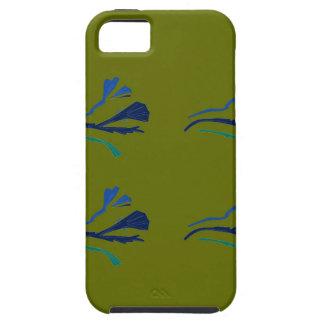 SEAWEEDS GREEN iPhone 5 COVERS
