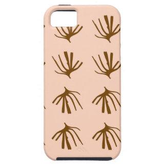 SEAWEEDS  Retro beige Case For The iPhone 5