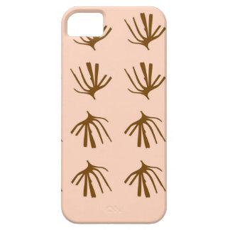 SEAWEEDS  Retro beige iPhone 5 Case