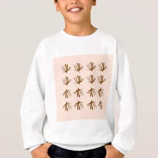 SEAWEEDS  Retro beige Sweatshirt