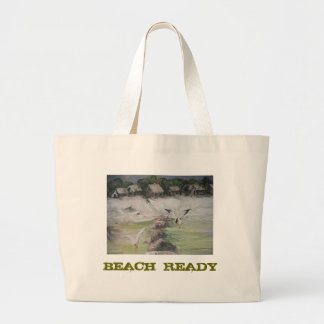 """Sebastian Inlet 1959: Beach Ready"" Tote Bag"