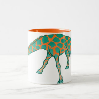 Sebastian the Giraffe Mug