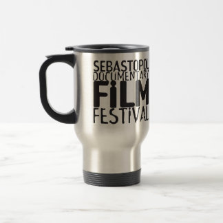 Sebastopol Doc. Fest Travel Mug