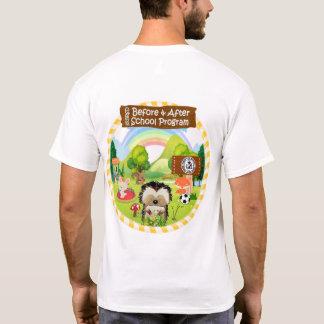 SEBRSD B/ASP Adult Tshirt (Back Logo)