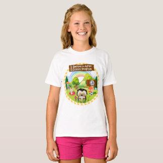 SEBRSD B/ASP Girls' Tagless Tshirt (color options)