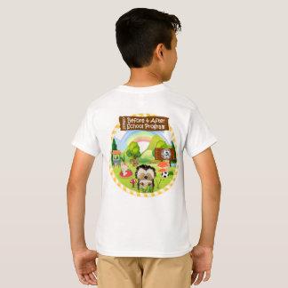 SEBRSD B/ASP Youth Back Logo T-shirt