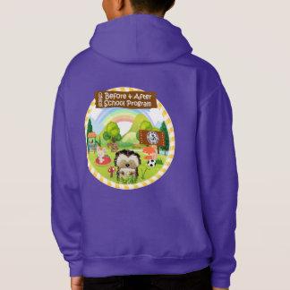SEBRSD B/ASP Youth Hoodie (Back) (Color Options)