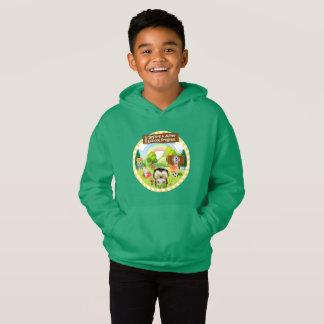 SEBRSD B/ASP Youth Hoodie (Front) (Color Options)