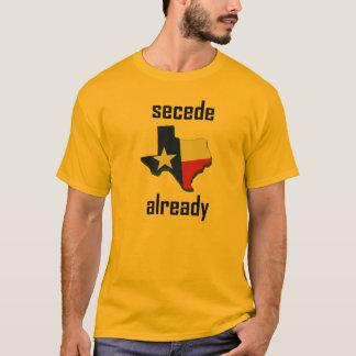 secede already T-Shirt