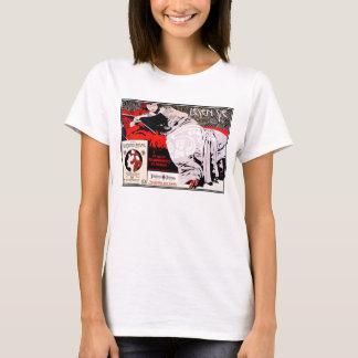 Secession Austrian Advertising Art:  Kolo Moser T-Shirt