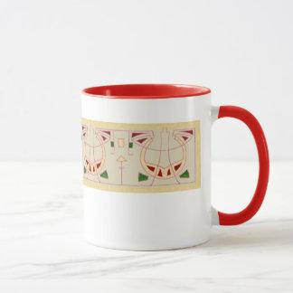 Secessionist Design Mug