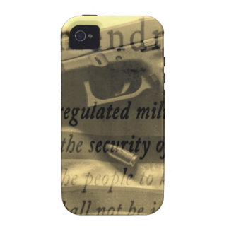 Second Amedment iPhone 4/4S Cover
