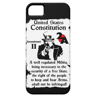 Second Amendment! Case For The iPhone 5