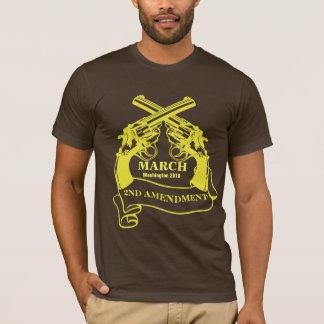 second amendment march washington 2010 T-Shirt
