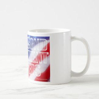 Second Amendment Matters Coffee Mug