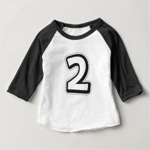 Second Birthday Shirt 2nd Baby T