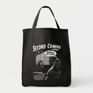 Second Coming Comix 1c Bags
