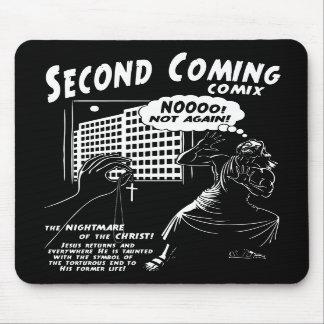 Second Coming Comix 1c Mousepads