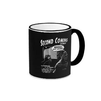 Second Coming Comix 1c Coffee Mug