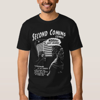 Second Coming Comix 1c T-shirts