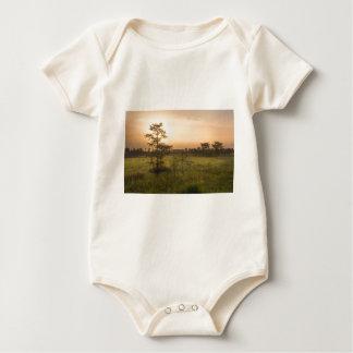 Second Dawn in Fakahatchee Strand Baby Bodysuit