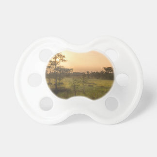 Second Dawn in Fakahatchee Strand Baby Pacifier