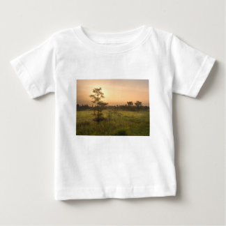 Second Dawn in Fakahatchee Strand Baby T-Shirt