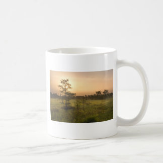 Second Dawn in Fakahatchee Strand Coffee Mug