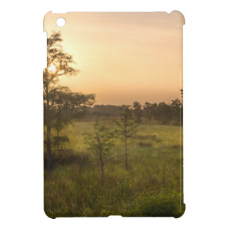 Second Dawn in Fakahatchee Strand iPad Mini Cover