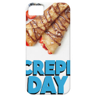 Second February - Crepe Day - Appreciation Day iPhone 5 Covers