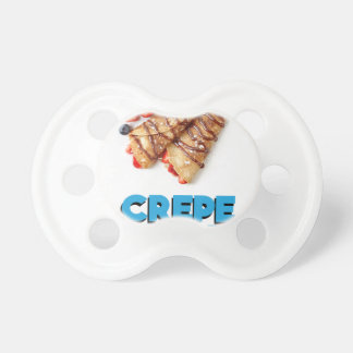 Second February - Crepe Day - Appreciation Day Pacifier