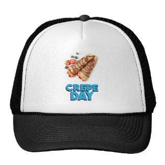 Second February - Crepe Day - Appreciation Day Trucker Hat
