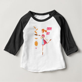 Second February - Crepe Day Baby T-Shirt