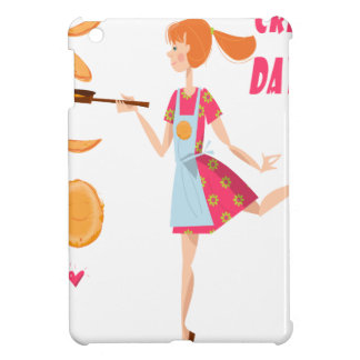 Second February - Crepe Day iPad Mini Cases
