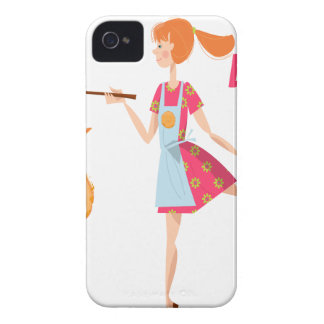 Second February - Crepe Day iPhone 4 Case-Mate Cases