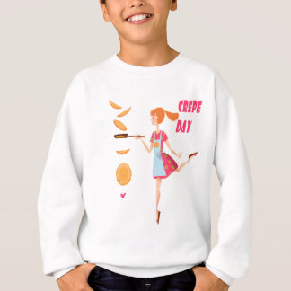 Second February - Crepe Day Sweatshirt