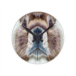 Second February - Marmot Day - Appreciation Day Round Clock