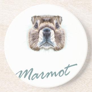 Second February - Marmot Day Coaster