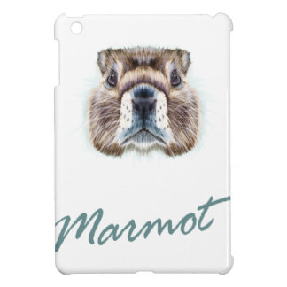 Second February - Marmot Day Cover For The iPad Mini