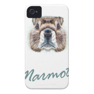 Second February - Marmot Day iPhone 4 Case