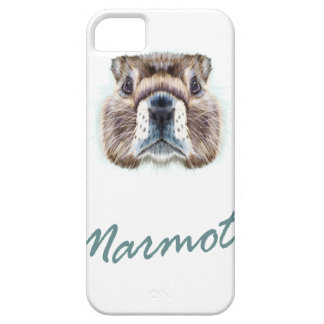 Second February - Marmot Day iPhone 5 Cover