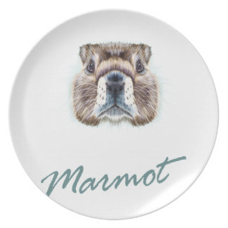Second February - Marmot Day Plate