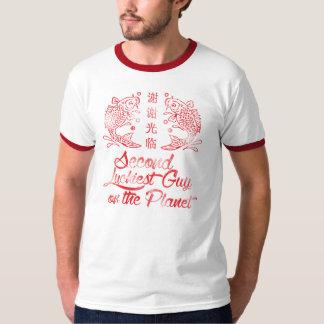 Second Get Lucky Guy T-Shirt