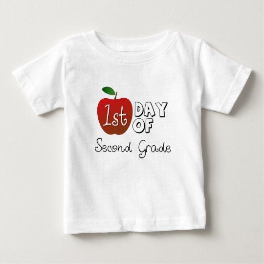 Second Grade Baby T-Shirt