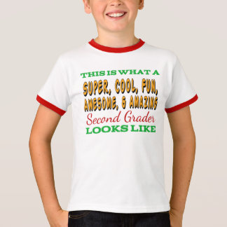 Second Grade Shirt | Awesome Second Grader